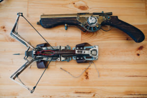 How powerful is a pistol crossbow